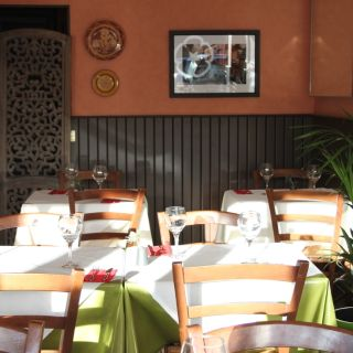 A photo of Malvarosa restaurant
