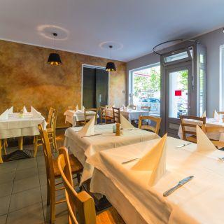 Una foto del restaurante Osteria La Luna