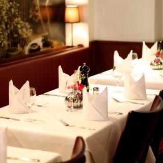 A photo of Restaurant Belmondo restaurant