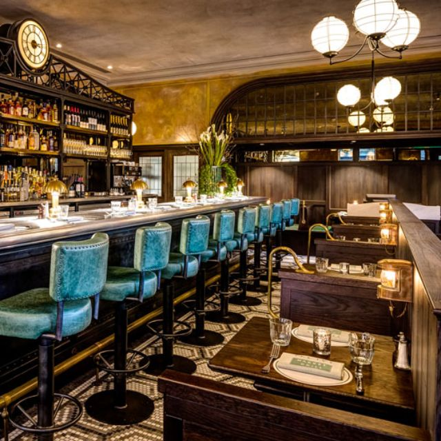 Ivy Market Grill London Opentable
