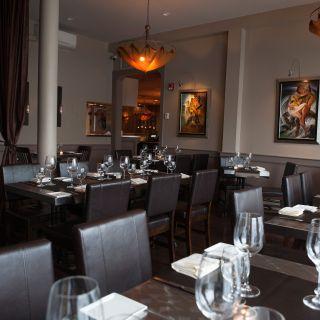 A photo of Bistro 5 restaurant