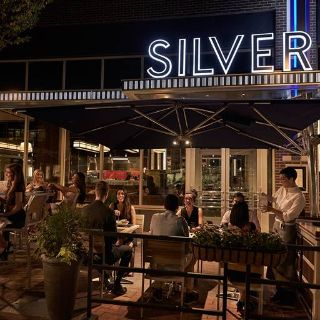 A photo of Silver restaurant
