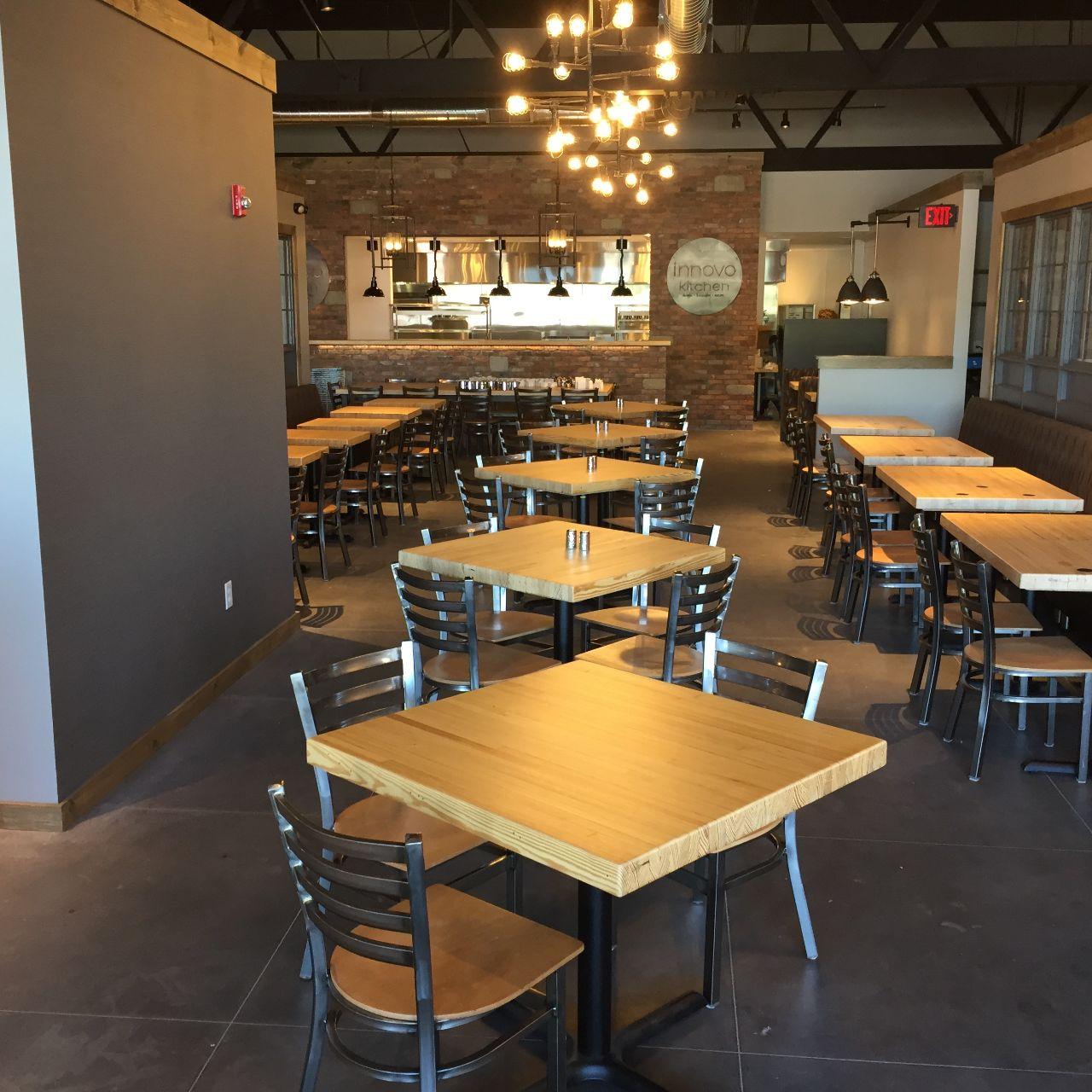 Innovo Kitchen Restaurant Latham Ny Opentable