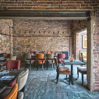 Een foto van restaurant The Goudhurst Inn