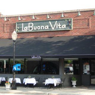 A photo of La Buona Vita restaurant