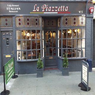A photo of La Piazzetta Horsham restaurant