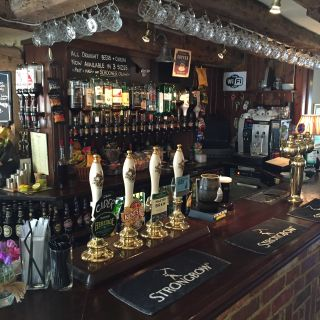 A photo of The Rose and Crown - Elham restaurant