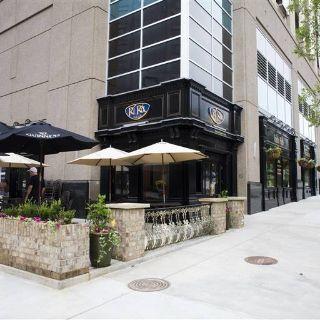 A photo of Ri Ra Irish Pub - Atlanta restaurant