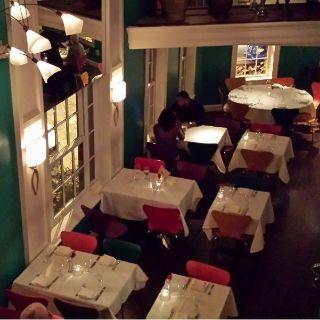 A photo of Mezze restaurant