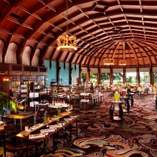 Crown Room Brunch at Hotel del Coronado