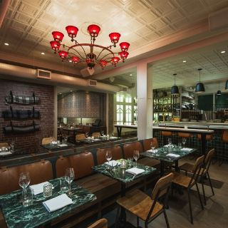 A photo of Pigeonhole restaurant