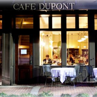 A photo of Cafe Dupont restaurant