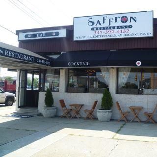A photo of Saffron Restaurant restaurant