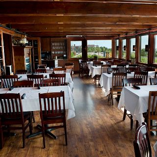 A photo of Black Woods Grill & Bar - Duluth restaurant