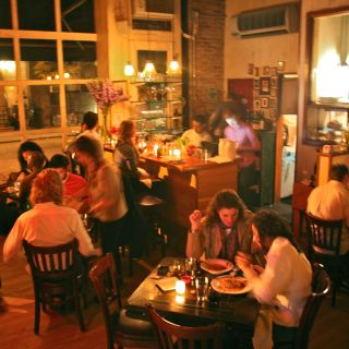 A photo of The Little Owl restaurant