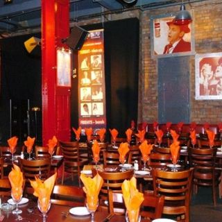 A photo of Blundell Street restaurant