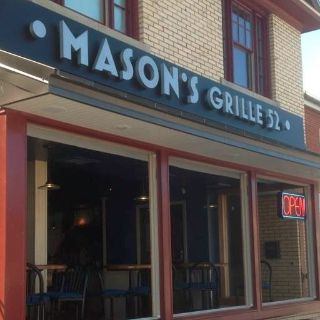 A photo of Mason's Grille 52 restaurant