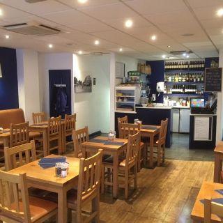 A photo of Surbiton Brasserie restaurant