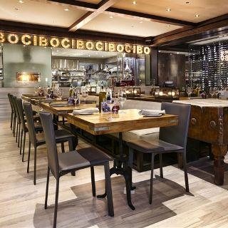 A photo of Cibo Wine Bar - Yorkville restaurant