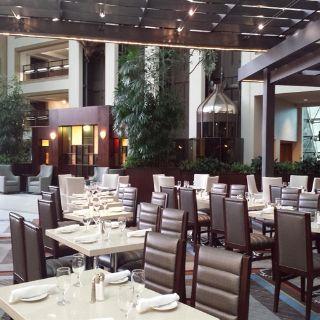 A photo of Solarium Kitchen & Bar restaurant