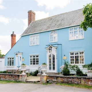 A photo of The Tickell restaurant