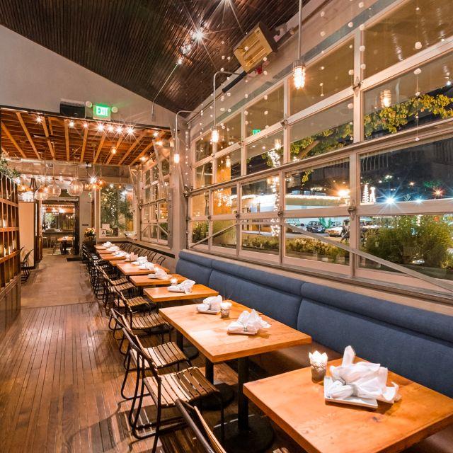 Bo Beau Kitchen Garden Restaurant La Mesa Ca Opentable