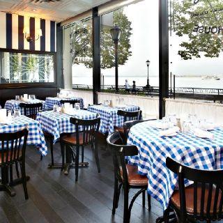 A photo of Merchants River House restaurant