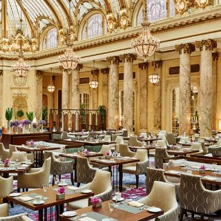 A photo of The Garden Court - Luxury Collection restaurant