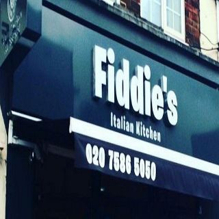 A photo of Fiddie's restaurant