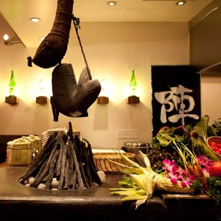A photo of Robata JINYA restaurant