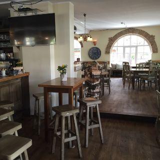 Una foto del restaurante Truderinger Waldwirtschaft