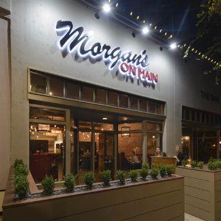 A photo of Morgan's on Main restaurant
