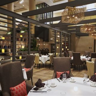A photo of restaurant@Sheraton restaurant