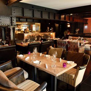 5 Gourmetrestaurant Stuttgart (Obergeschoss)