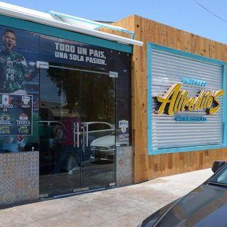 Una foto del restaurante Mariscos Alfredito's