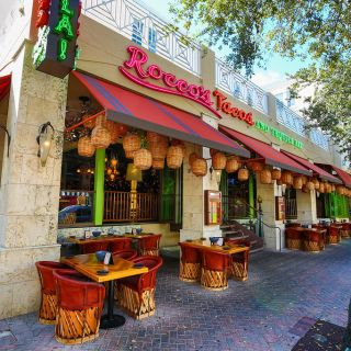 A photo of Rocco's Tacos and Tequila Bar -Delray Beach restaurant