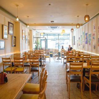 A photo of Hanoi Café restaurant