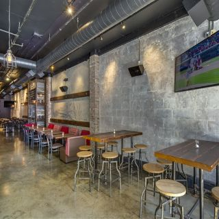 A photo of Handcraft Kitchen & Cocktails restaurant