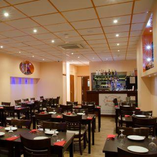 A photo of Sanskruti Restaurant restaurant