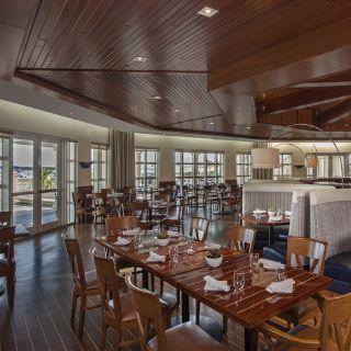A photo of Marker 92 Waterfront Bar & Bistro restaurant