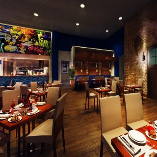 A photo of JWB Prime Steak and Seafood restaurant