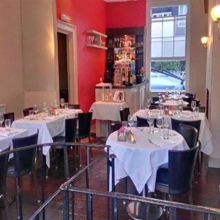 A photo of La Collina restaurant