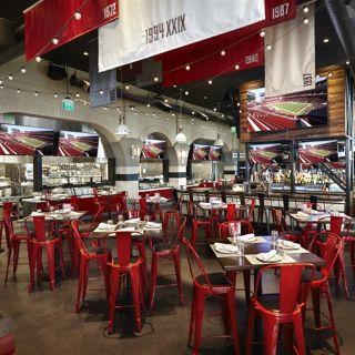 A photo of Bourbon Pub – Santa Clara restaurant