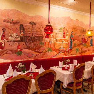 Una foto del restaurante GURU Indisches Restaurant