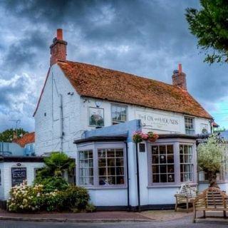 A photo of The Fox and Hounds Restaurant & Bar restaurant