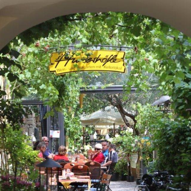 Hinterhofle Restaurant Volkach By Opentable