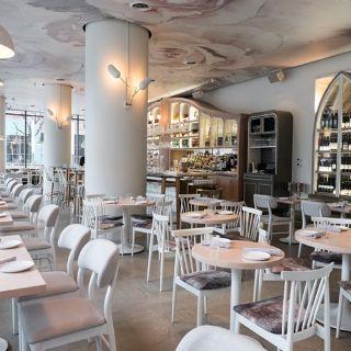 A photo of Figo restaurant