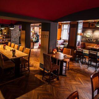Una foto del restaurante Jimmy Changa