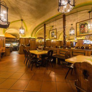 A photo of Wirtshaus Rechthaler Hof restaurant