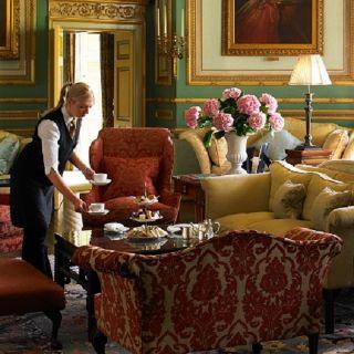 Foto von Afternoon Tea at Swinton Park Hotel Restaurant